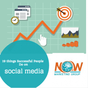 19 things that successful companies do with their social media marketing