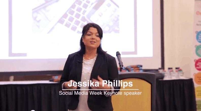 jessika phillips speaking